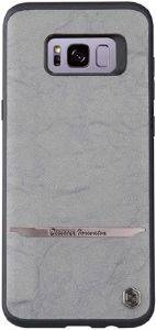 NILLKIN MERCIER BACK COVER CASE FOR SAMSUNG GALAXY S8 PLUS GREY