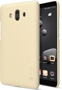 NILLKIN SUPER FROSTED SHIELD BACK COVER CASE FOR HUAWEI MATE 10 GOLD