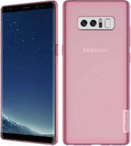 NILLKIN NATURE TPU BACK COVER CASE FOR SAMSUNG GALAXY NOTE 8 PINK