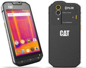 ΚΙΝΗΤΟ CATERPILLAR S60 32GB 4G DUAL SIM BLACK