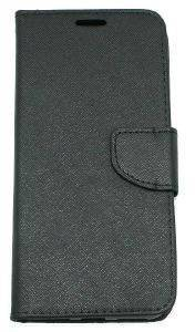 SMART FANCY LEATHER CASE FOR XIAOMI REDMI NOTE 5 BLACK