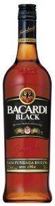 RUM BACARDI PREMIUM BLACK 700 ML