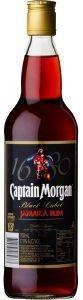 RUM CAPTAIN MORGAN BLACK 700 ML
