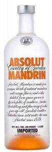 ΒΟΤΚΑ ABSOLUT MANDRIN 1000 ML