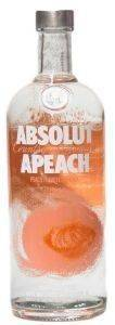 ΒΟΤΚΑ ABSOLUT APEACH 1000 ML