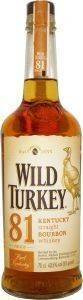 ΟΥΙΣΚΙ WILD TURKEY 81 (PROOF) 700 ML