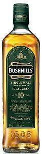 ΟΥΙΣΚΙ BUSHMILLS SINGLE MALT 10 ΕΤΩΝ 700 ML