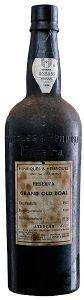 MADEIRA HENRIQUES AND HENRIQUES GRAND OLD BOAL (ΗΜΙΓΛΥΚΟ) (1927) 750ML