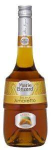 FRUIT LIQUEUR MARIE BRIZARD AMARETTO 700 ML κάβα λικερ αμυγδαλα