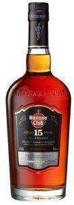 RUM HAVANA CLUB ANEJO 15 ΕΤΩΝ 700 ML κάβα rum κουβα