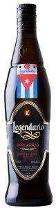 RUM LEGENDARIO ANEJO BLACK 9 ΕΤΩΝ 700ML κάβα rum κουβα
