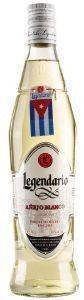 RUM LEGENDARIO ANEJO BLANCO 700ML κάβα rum κουβα