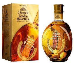 ΟΥΙΣΚΙ DIMPLE GOLD SELECTION 700 ML