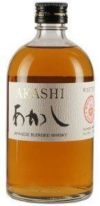 ΟΥΙΣΚΙ AKASHI WHITE OAK BLENDED MALT 500 ML