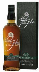 ΟΥΙΣΚΙ PAUL JOHN PEATED SELECT CASK 700ML