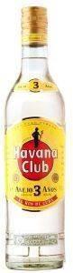 RUM HAVANA CLUB ANEJO 3 ΕΤΩΝ 700 ML κάβα rum κουβα