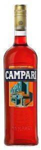 CAMPARI BITTER, ART LABEL (2015) LIMITED EDITION 700 ML