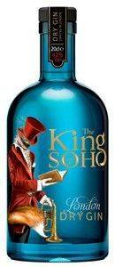 GIN THE KING OF SOHO 200 ML