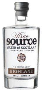 ΝΕΡΟ UISGE SOURCE WATER OF SCOTLAND HIGHLAND (100 ML)