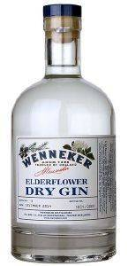GIN WENNEKER ELDERFLOWER DRY 700 ML