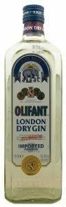 GIN OLIFANT LONDON DRY 700 ML