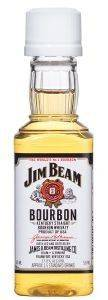 ΟΥΙΣΚΙ JIM BEAM WHITE (PET) 50 ML