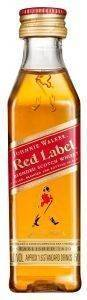 ΟΥΙΣΚΙ JOHNNIE WALKER RED LABEL (PET) 50 ML