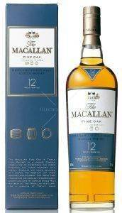 ΟΥΙΣΚΙ MACALLAN TRIPLE CASK FINE OAK 12 ΕΤΩΝ 700 ML