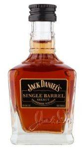 ΟΥΙΣΚΙ JACK DANIEL'S SINGLE BARREL 50ML