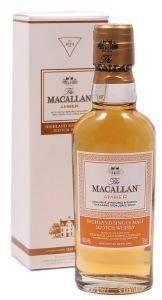 ΟΥΙΣΚΙ MACALLAN AMBER 50 ML κάβα μινιατουρεσ single malt scotch whisky