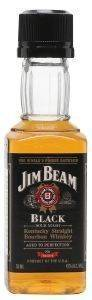ΟΥΙΣΚΙ JIM BEAM BLACK (PET) 50 ML