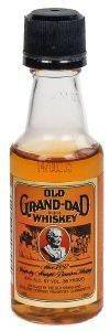 ΟΥΙΣΚΙ OLD GRAND DAD RYE (PET) 50ML