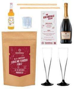 DIY COCKTAIL KIT DRINKWORKS LOVE ME TENDER