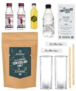 DIY COCKTAIL KIT DRINKWORKS TOM COLLINS