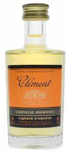 RUM CLEMENT CREOLE SHRUBB 50ML