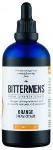 BITTERS ORANGE CREAM CITRATE BITTERMENS 146ML