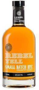 ΟΥΙΣΚΙ REBEL YELL SMALL BATCH STRAIGHT RYE 750ML