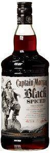 RUM CAPTAIN MORGAN BLACK SPICED 1000ML