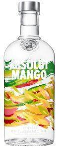 ΒΟΤΚΑ ABSOLUT MANGO 1000 ML