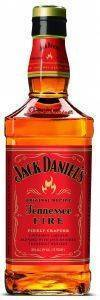 ΟΥΙΣΚΙ JACK DANIELS FIRE TENNESSEE WHISKEY 700 ML