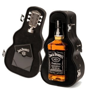 ΟΥΙΣΚΙ JACK DANIEL'S  GUITAR BOX 700 ML