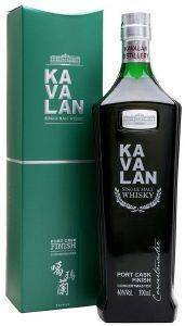 ΟΥΙΣΚΙ KAVALAN CONCERTMASTER PORT CASK FINISH 700ML