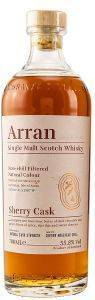 ΟΥΙΣΚΙ THE ARRAN MALT SHERRY CASK THE BODEGA 700 ML