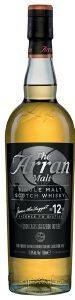 ΟΥΙΣΚΙ THE ARRAN SINGLE MALT 12 ΕΤΩΝ MASTER OF DISTILLING II 700 ML