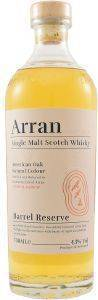 ΟΥΙΣΚΙ THE ARRAN BARREL RESERVE SINGLE MALT 700 ML