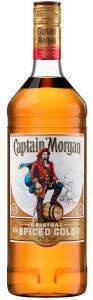 RUM CAPTAIN MORGAN SPICED GOLD 1000 ML