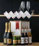 COCKTAILS - SPARKLING GIFT BOX - ΔΕΚΑΤΕΣΣΕΡΑ (14) ΣΕΡΒΙΡΙΣΜΑΤΑ