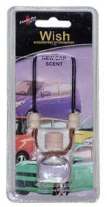 ΑΠΟΣΜΗΤΙΚΟ ΑΥΤΟΚΙΝΗΤΟΥ WISH NEW CAR SCENT Δώστε μια αίσθηση  φρεσκάδας στο εσωτερικό του αυτοκινήτου σας 90x25x1901810038