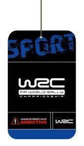 ΑΡΩΜΑΤΙΚΗ ΠΛΑΚΕΤΑ 2D SPORT WRC Αρωματική κρεμαστή πλακέτα  με άρωμα Sport 007 420