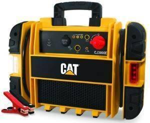 ΕΚΚΙΝΗΤΗΣ ΜΠΑΤΑΡΙΑΣ CATERPILLAR CJ3000E (12V,1000Α) αυτοκίνητο  amp  μηχανή μπαταρια κινητηρασ εκκινητεσ φορτιστεσ
